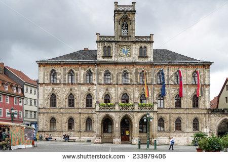 Weimar Stock Photos, Royalty.