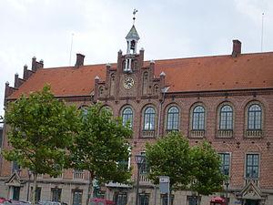 Nyborg Town Hall.