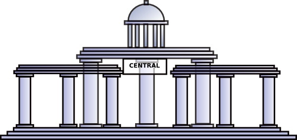 Thilakarathna Town Hall clip art Free vector in Open office.