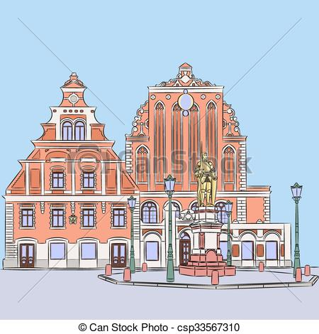 Town hall Illustrations and Clipart. 818 Town hall royalty free.