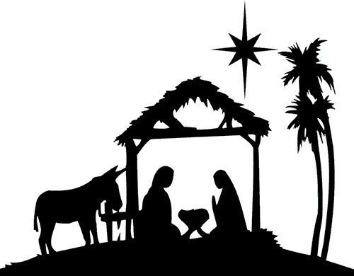 Bethlehem clipart manger bethlehem, Bethlehem manger.