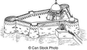 Castle walls Stock Illustrations. 2,263 Castle walls clip art.