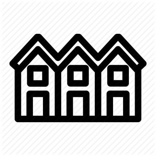 House Symbol clipart.