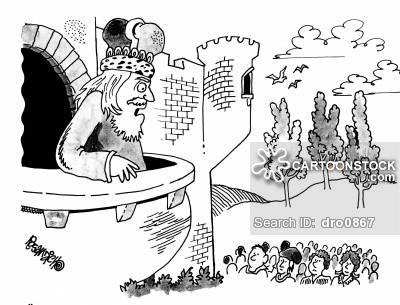 Townsfolk Cartoons and Comics.