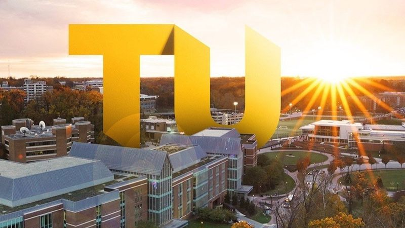 Towson University launches new logo, branding.