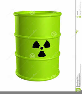 Toxic Waste Clipart.