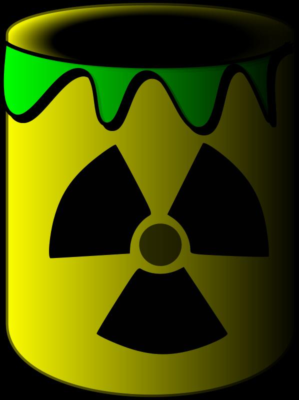 Free Clipart: Toxic Dump 2.