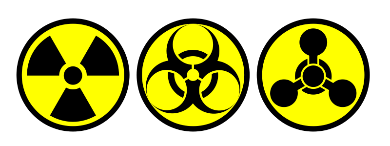 Toxic Clipart.