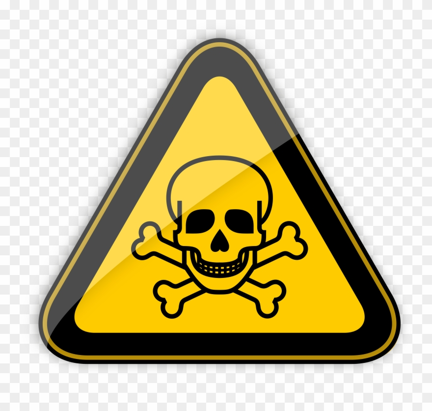 Toxic Warning Sign Png Clipart Best Web Clipart Cartoon.