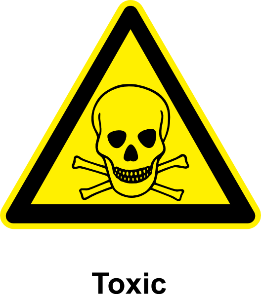Sign Toxic Clip Art at Clker.com.