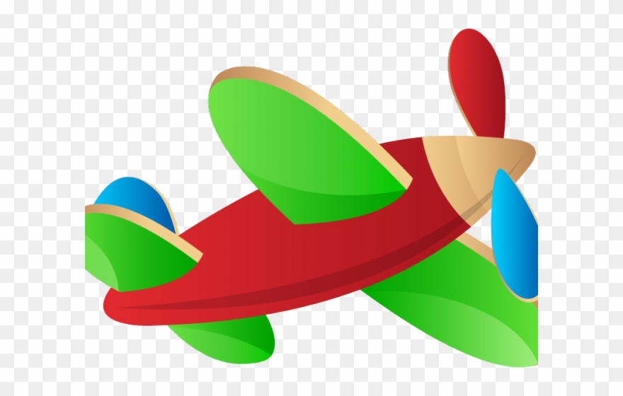 Flight Clipart Toy Plane.