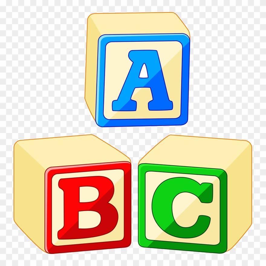 Toy Block Alphabet Stock Photography Clip Art.
