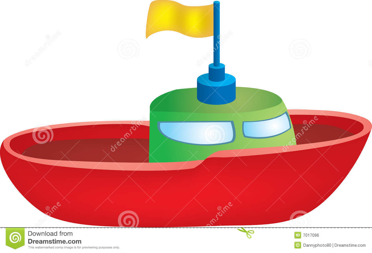 Toy Sailboat Clipart Toy Boat.