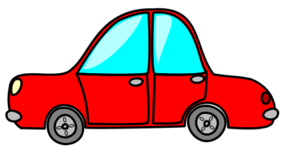 Toy car clipart free.