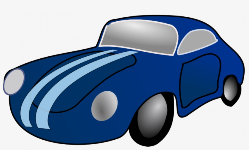 Toy Clipart Big Car.