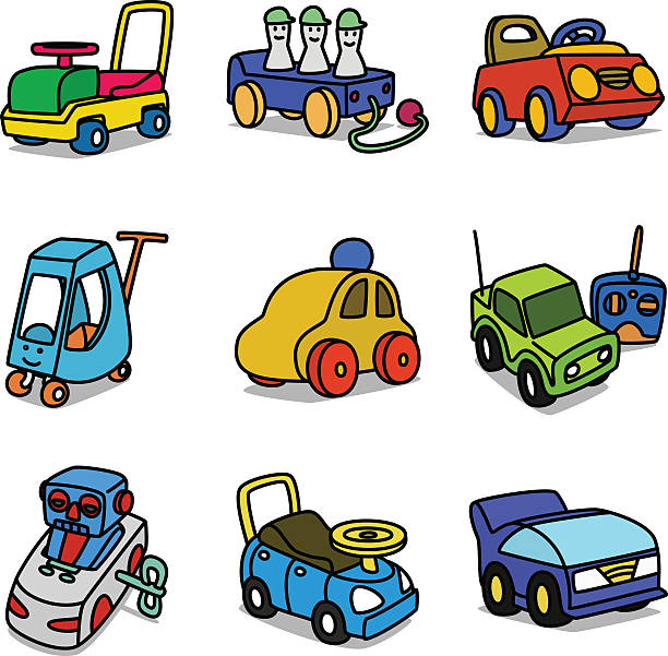 Car Toy Clipart.