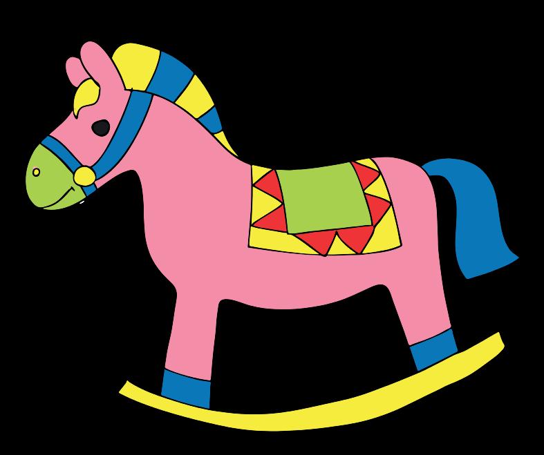 Cartoon Toys Clipart.
