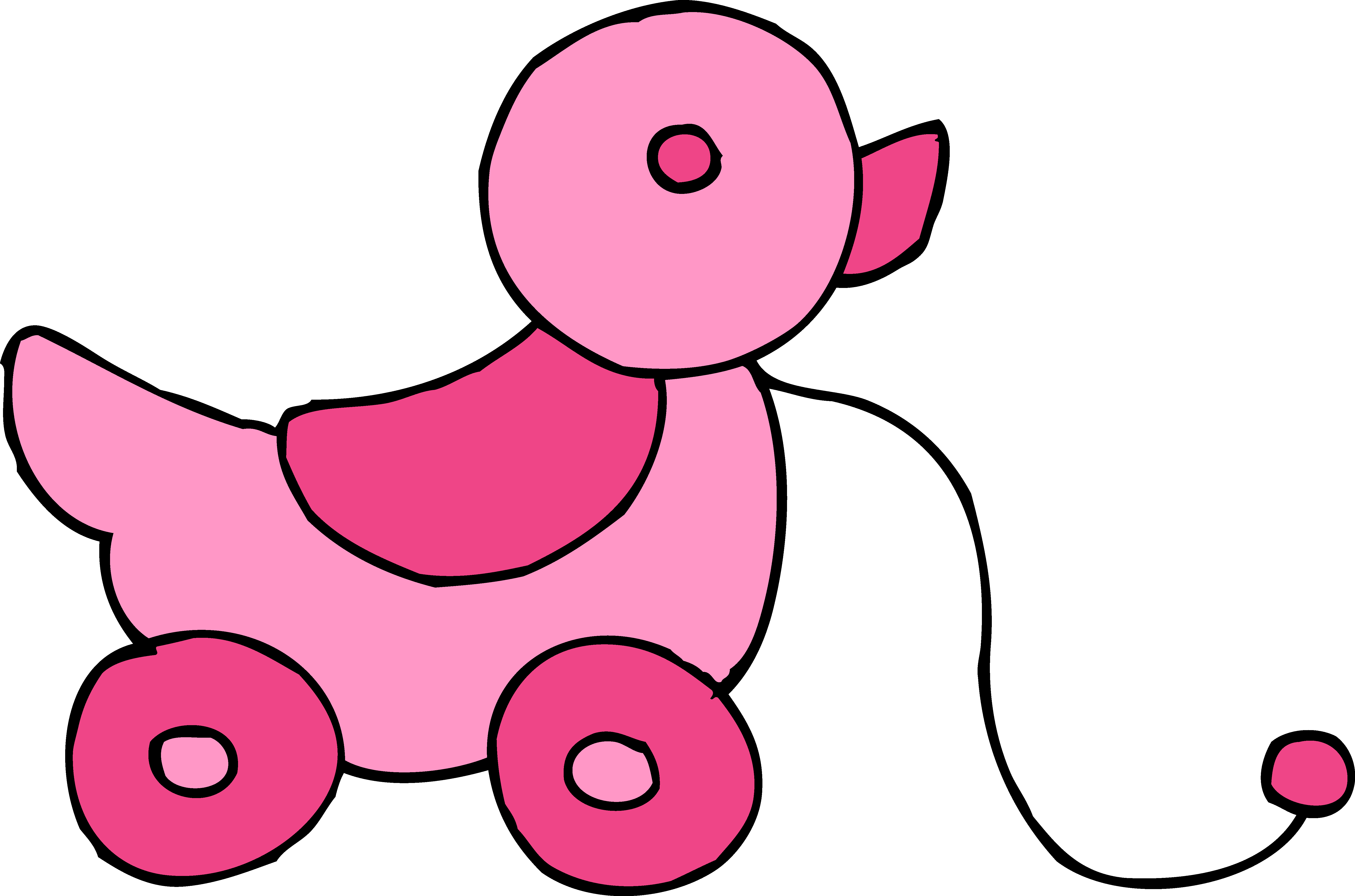 Baby toys clipart images.