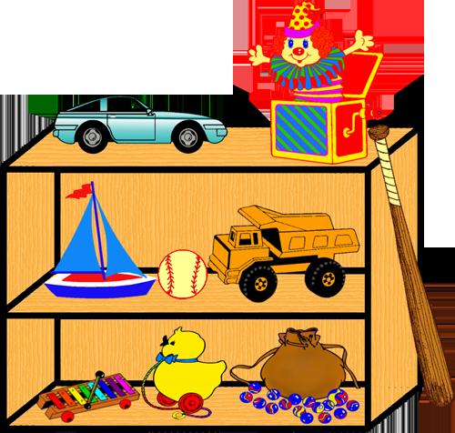 Table Preschool Toys Clipart.