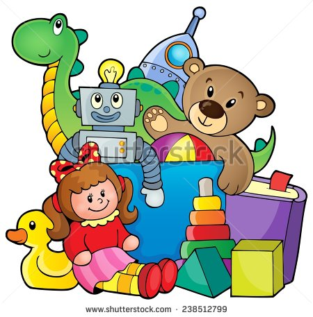 Toys clipart #1