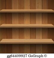 Shelf Clip Art.