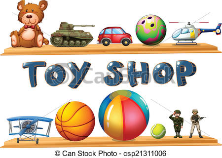 Toy shop Vector Clipart Royalty Free. 1,967 Toy shop clip art.
