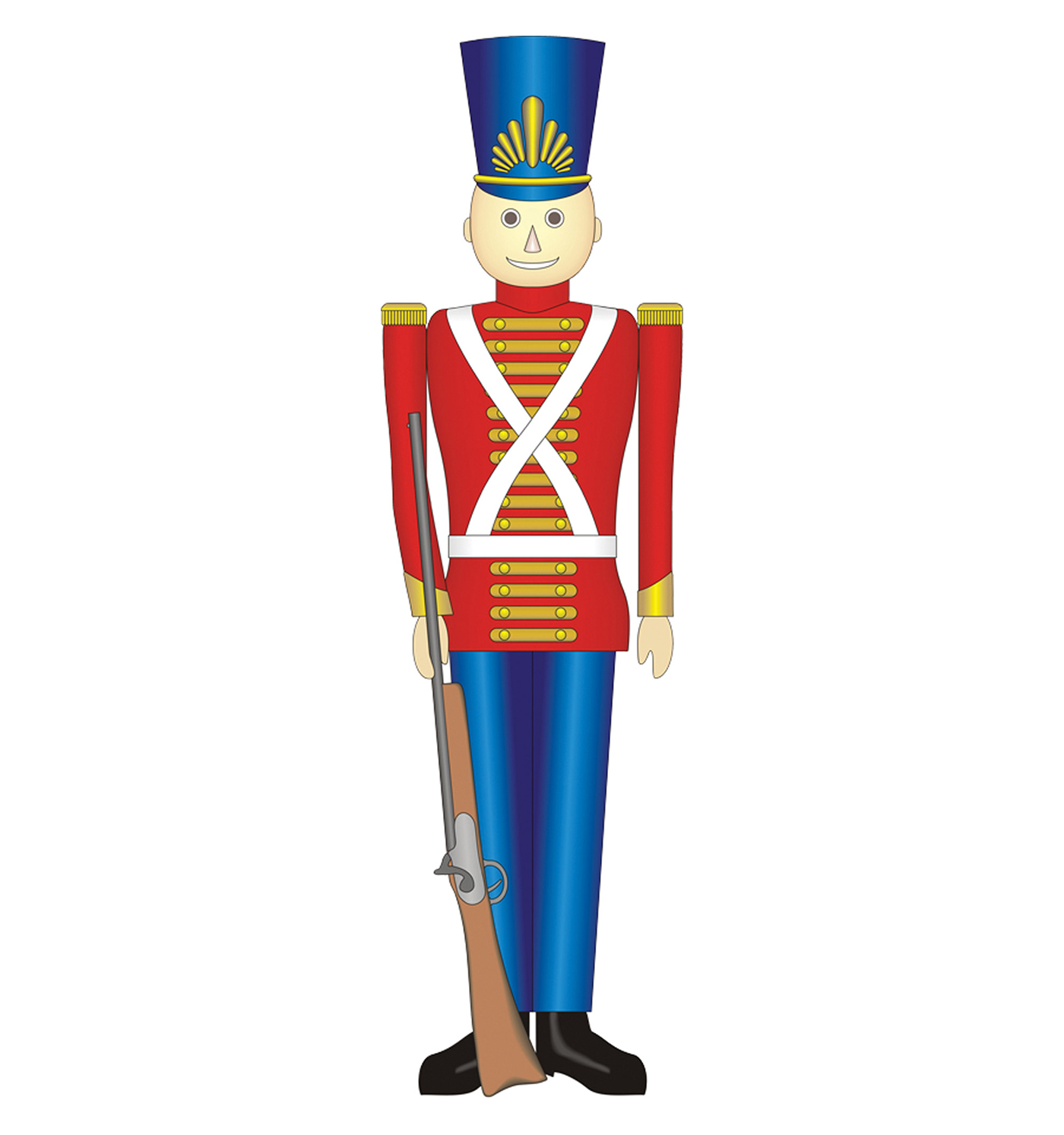 toy soldier clipart clipground