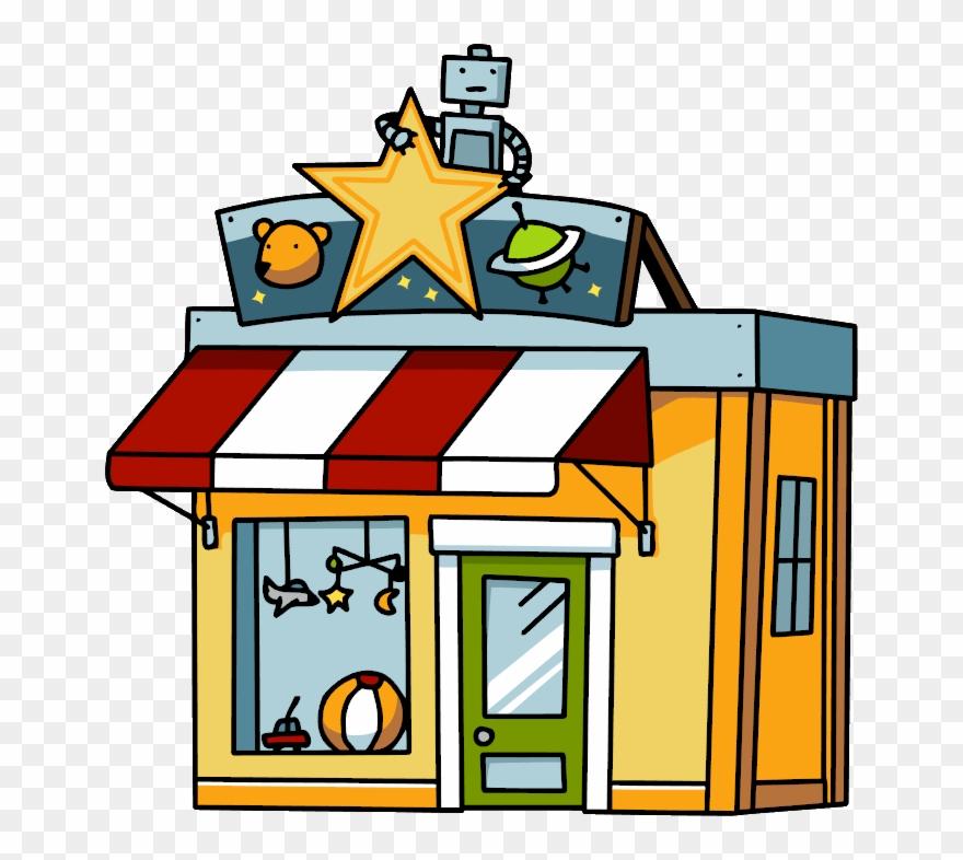 Toy Shop Clipart Png Transparent Png (#310719).