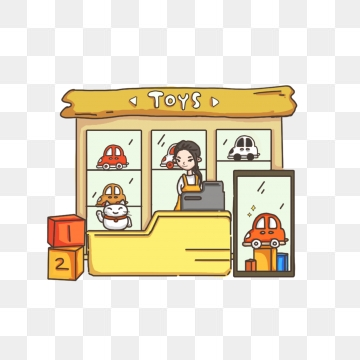 Toy Store Png, Vector, PSD, and Clipart With Transparent.