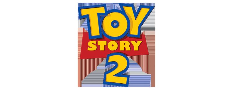 Toy story 2 Logos.