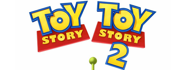 TOY STORY 1 & 2 3D DOUBLE.