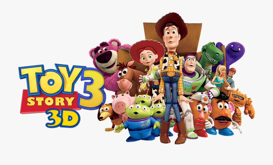 Toy Story 3 Image.