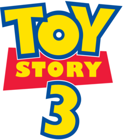 Toy story 3 Logos.