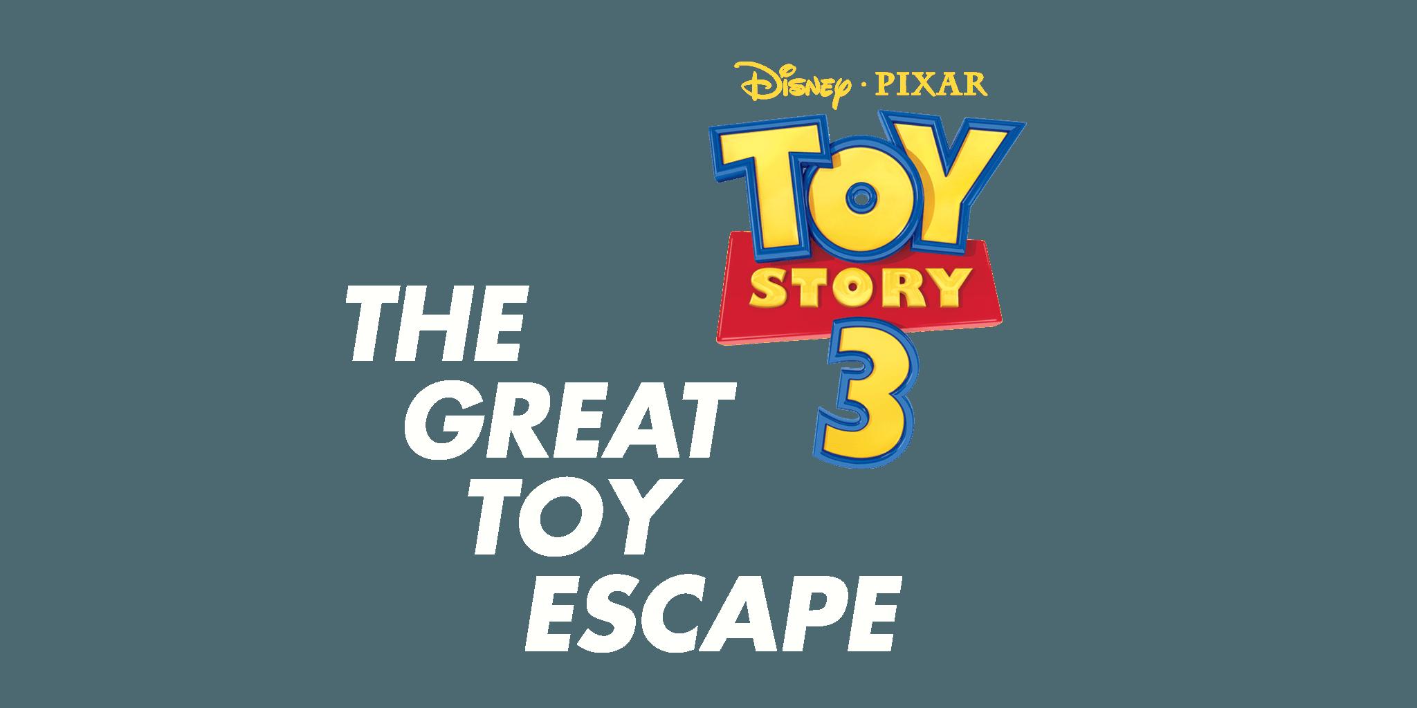 Toy Story 3 Logo.