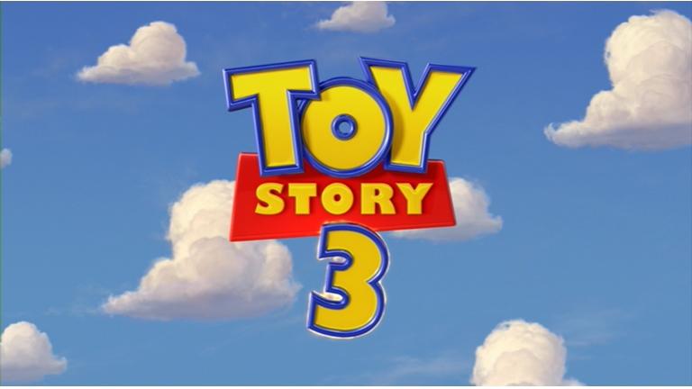 Toy Story 3 Train Scene.