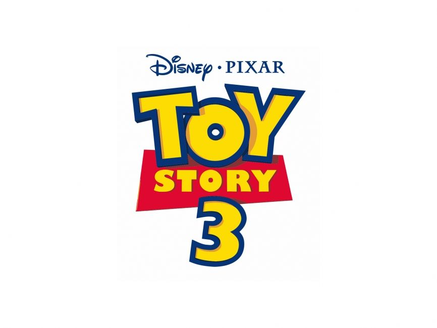 Toy Story 3 Vector Logo.