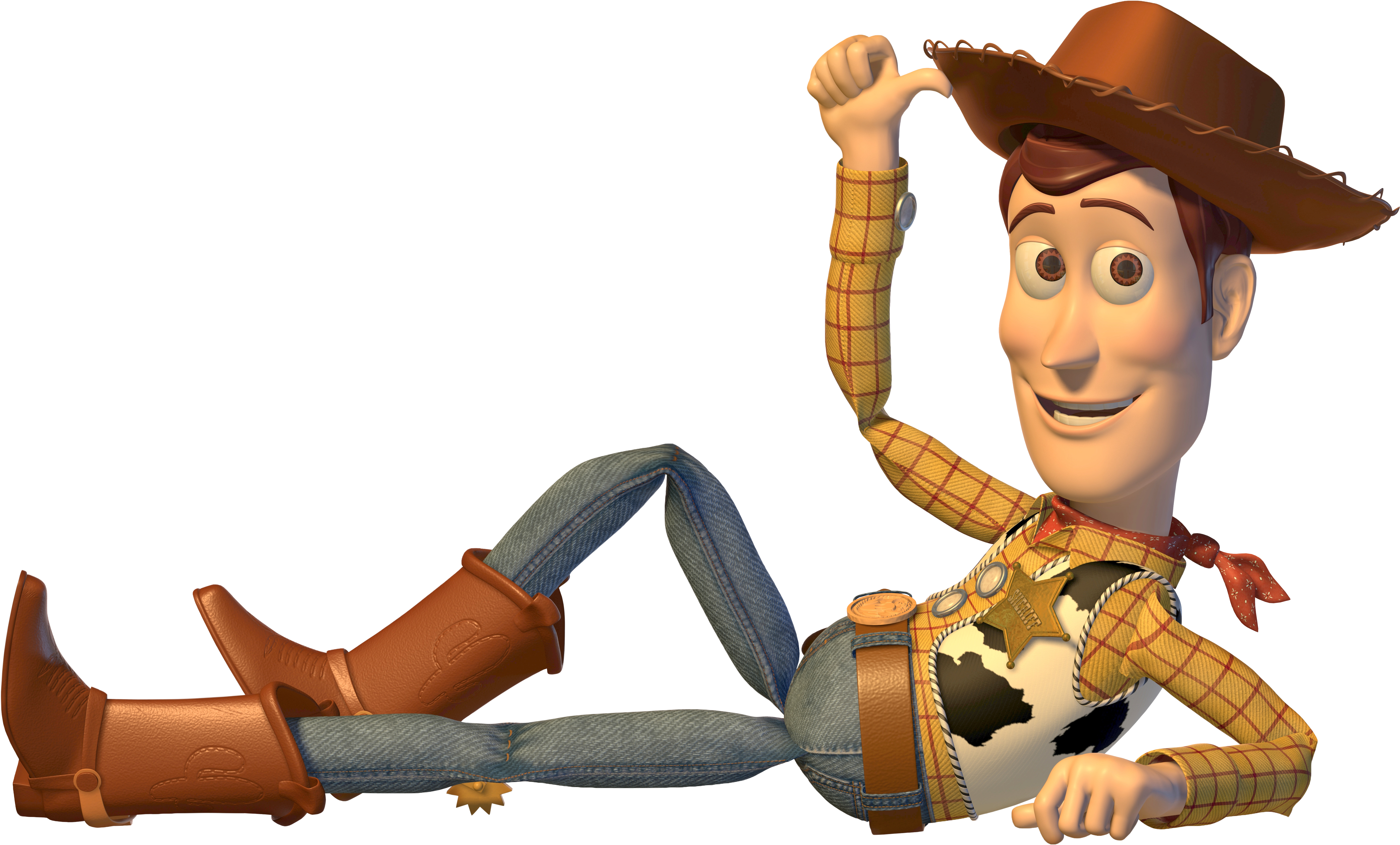 Sheriff Woody Toy Story Buzz Lightyear Tom Hanks Image.