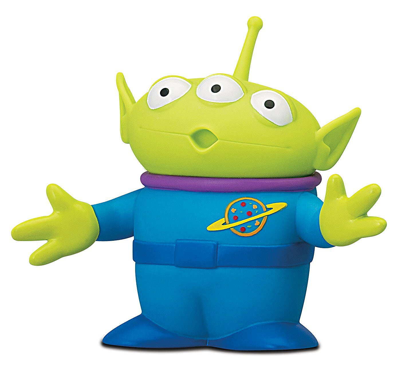 The Toy story aliens