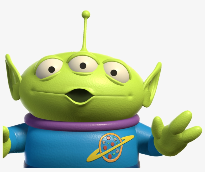 Toy Story Alien Png Transparent PNG.