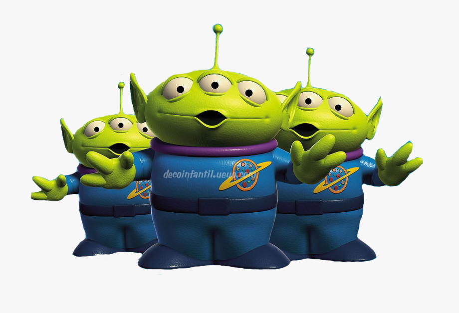 Toy Story Alien Png.