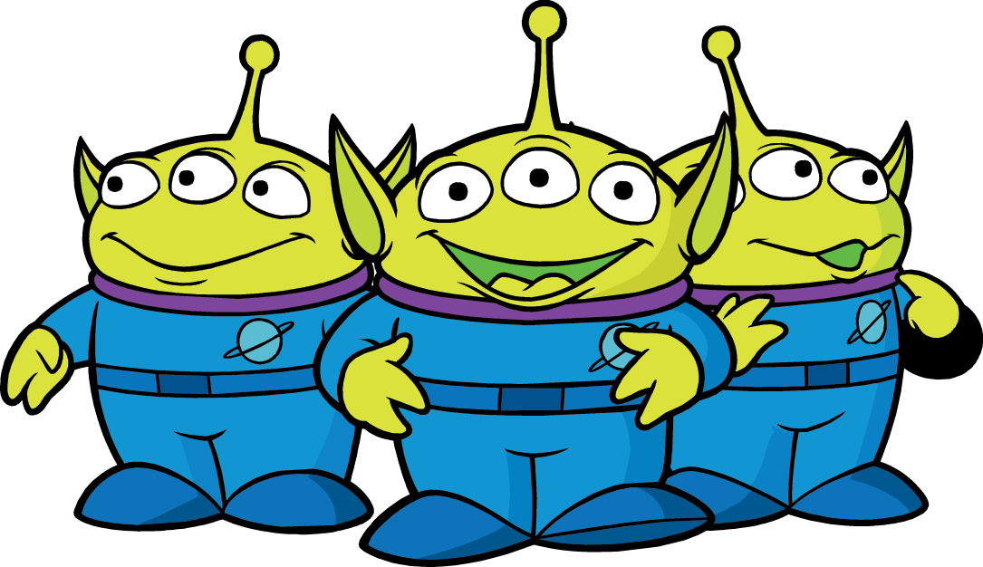 Toy Story Alien Clipart at GetDrawings.com.