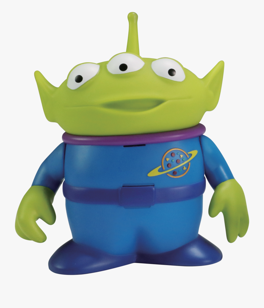Transparent Toy Story Alien Png.
