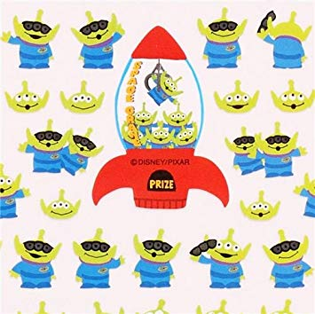 Amazon.com: small Toy Story alien rocket Pixar stickers from.