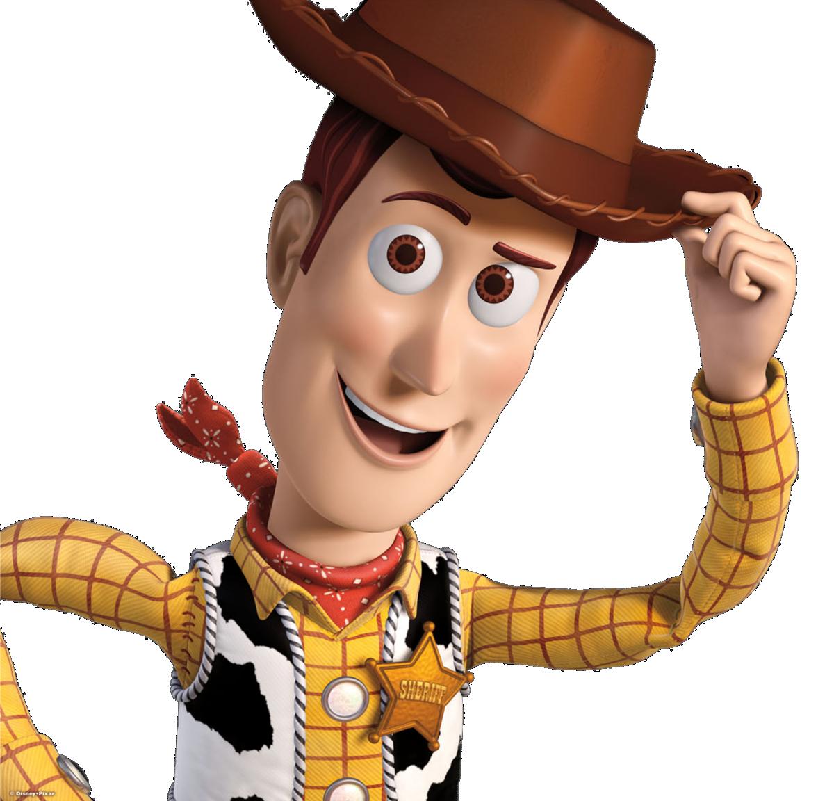Woody en imagen para imprimir.