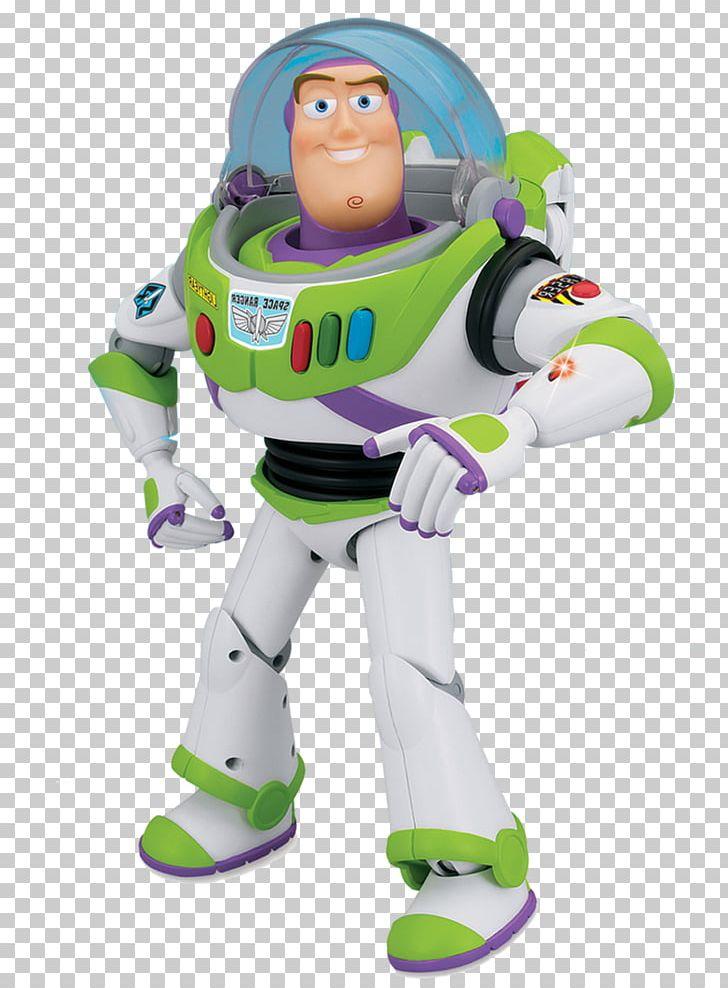 Toy Story Buzz Lightyear Jessie Sheriff Woody Action & Toy.