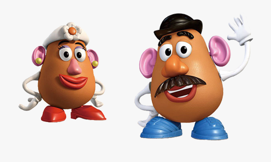 Mr Potato Head Toy Story Png.