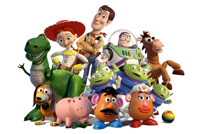 PNG Toy Story Transparent Toy Story.PNG Images..