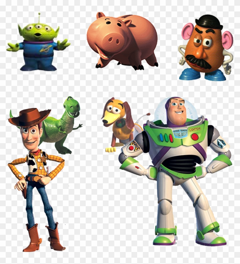 Toy Story Characters Png Photos.
