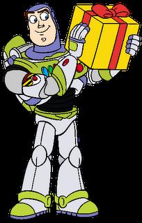 buzz presents.