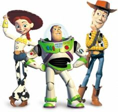 Toy Story 3 Clip Art.